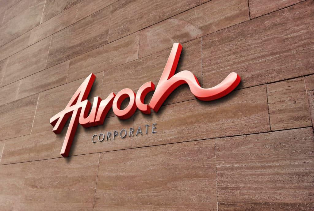 Auroch - Logo
