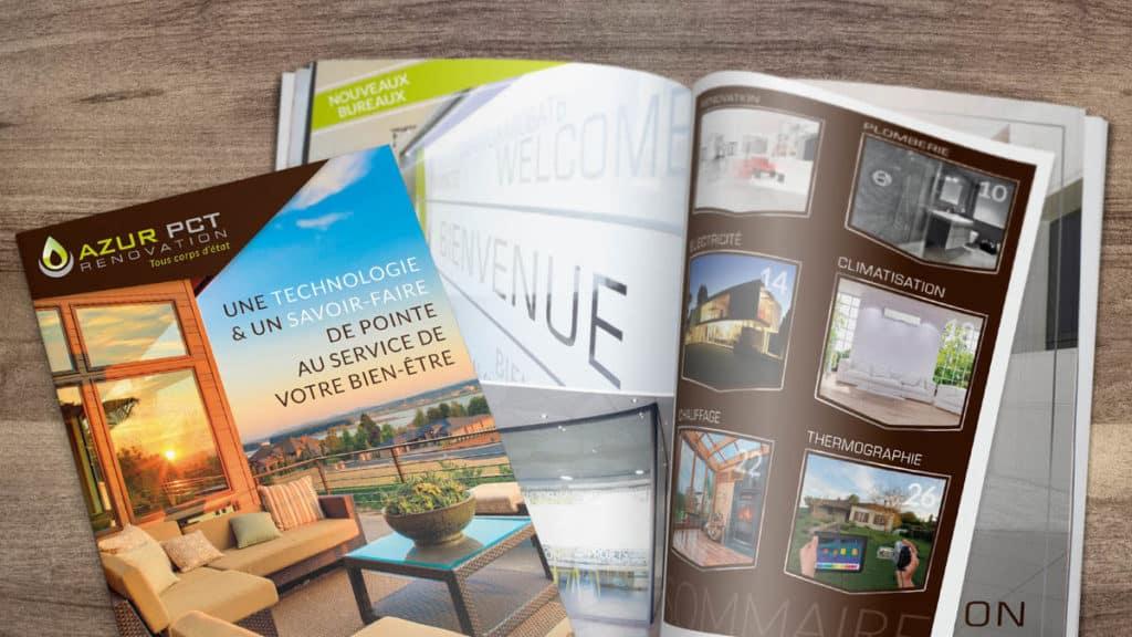 Azur PCT - Print