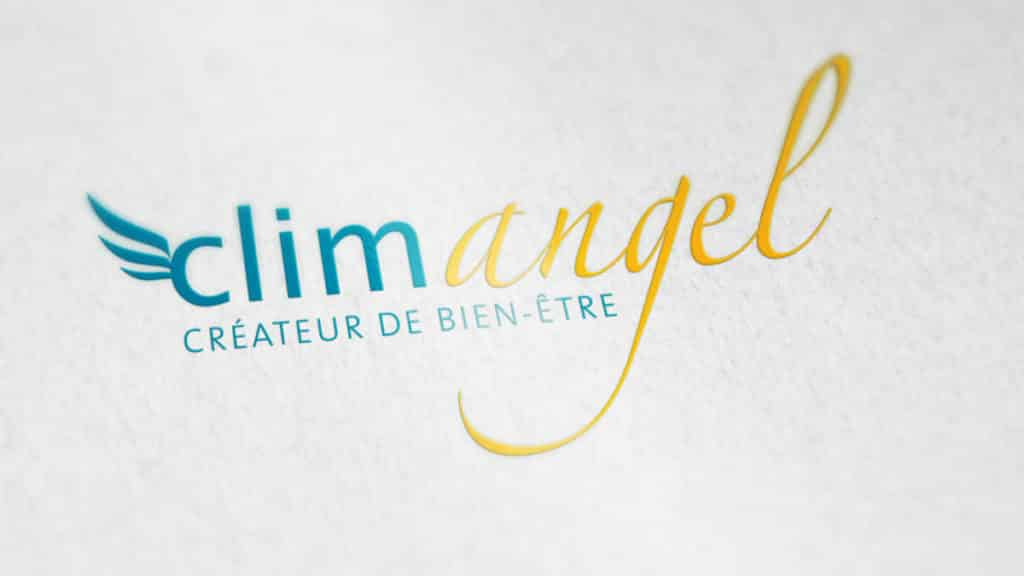 ClimAngel - Logo