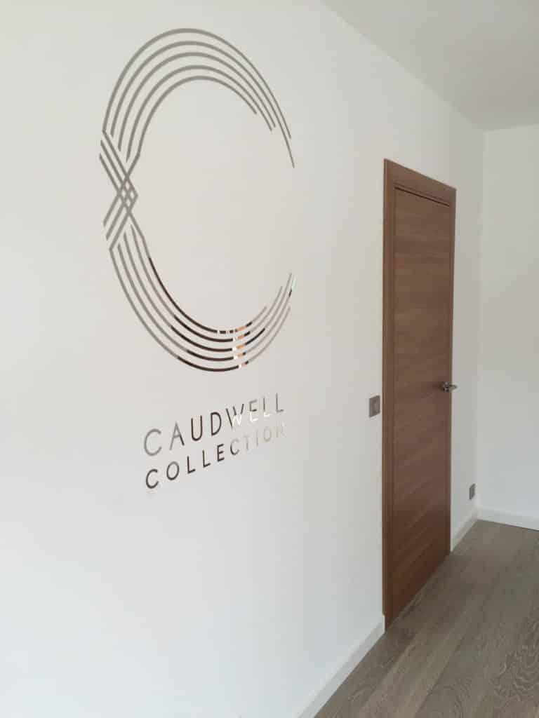 Groupe Caudwell - Signalétique