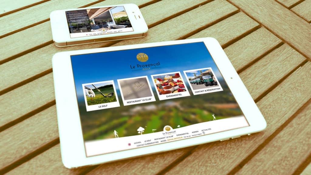 Le Provençal Golf - Digital