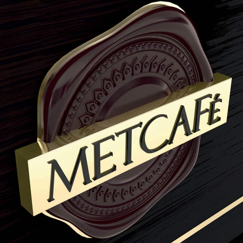 Metcafe - Signalétique
