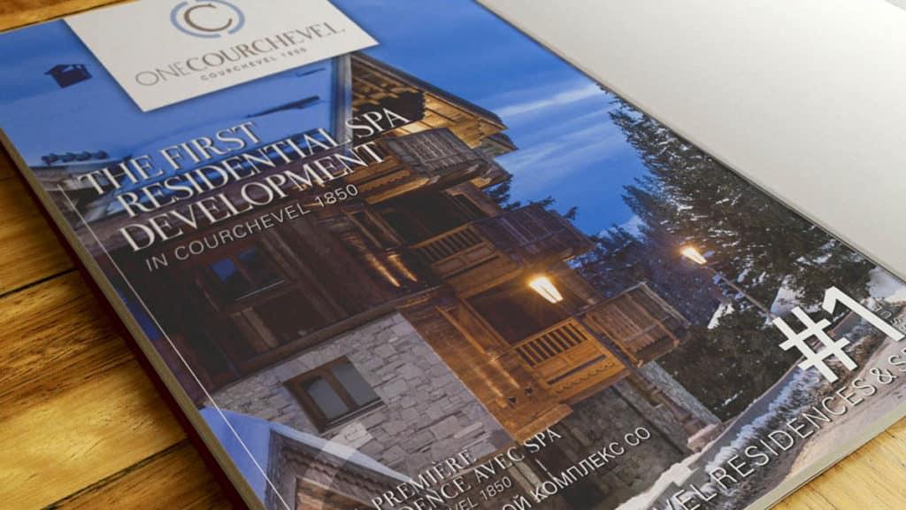 One Courchevel - Magazine