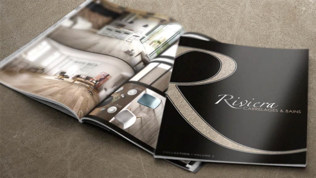 Riviera Carrelage et Bains - Catalogue