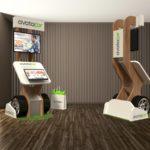 Design de mobilier pour les franchisés